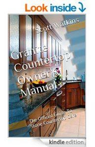 Granite Care & Quartz Countertop Care Manual