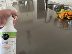 quartz countertop care