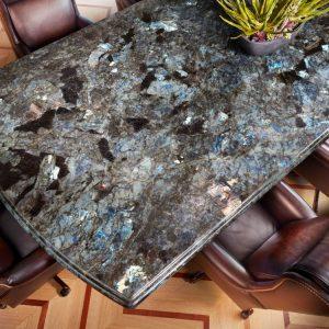seal granite tables