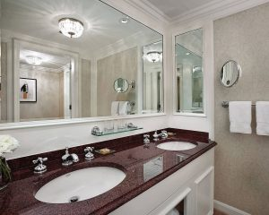 protect granite tops from stains in hotels
